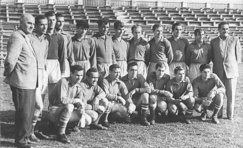 СК «Одесса» 1961