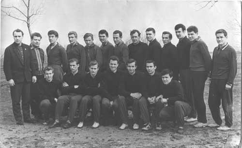 СК «Одесса» 1964