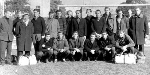 СК «Одесса» 1966
