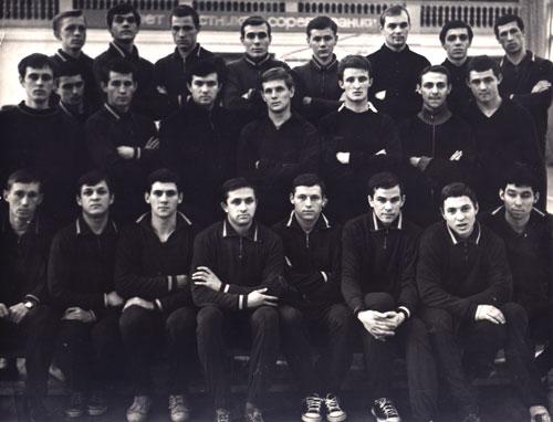 СК «Одесса» 1968