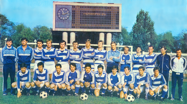 «ЧЕРНОМОРЕЦ» 1984